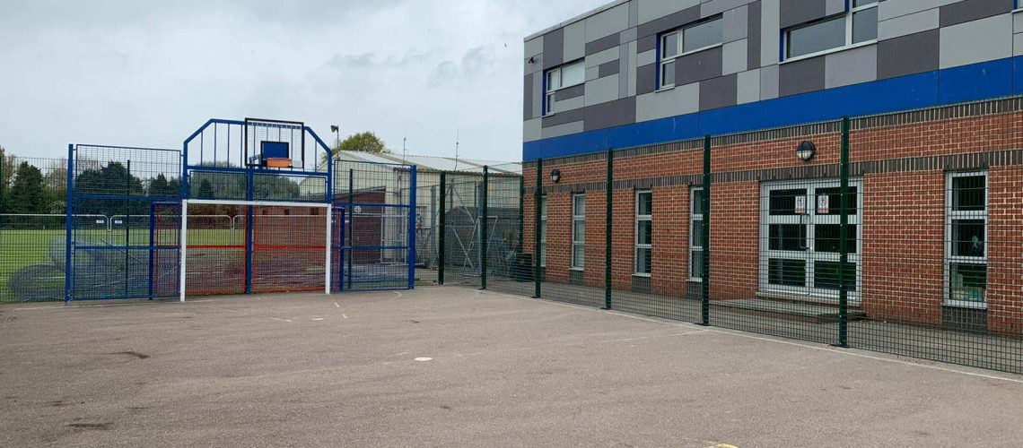 School Fencing Safety Standards